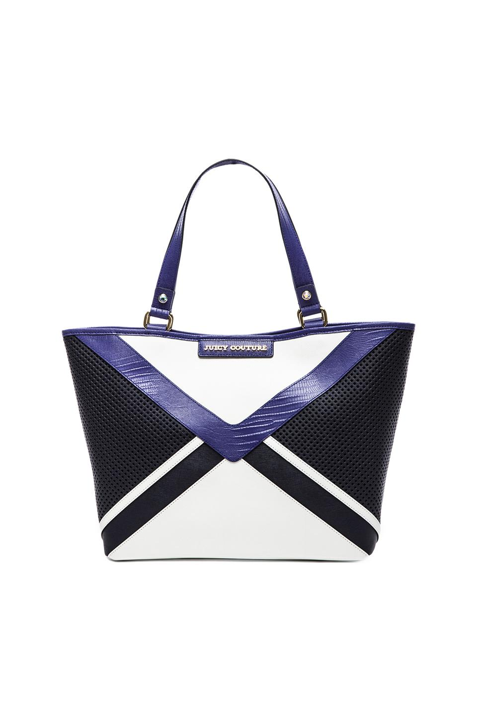 Juicy Couture Sierra Colorblock Tote in Regal Multi