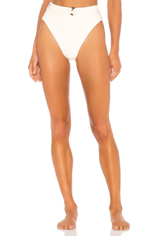 Juillet Ashley Bikini Bottom in Ivory
