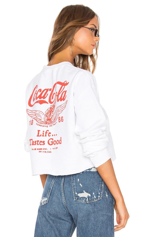 COCA COLA LIFE TASTES GOOD SWEATSHIRT