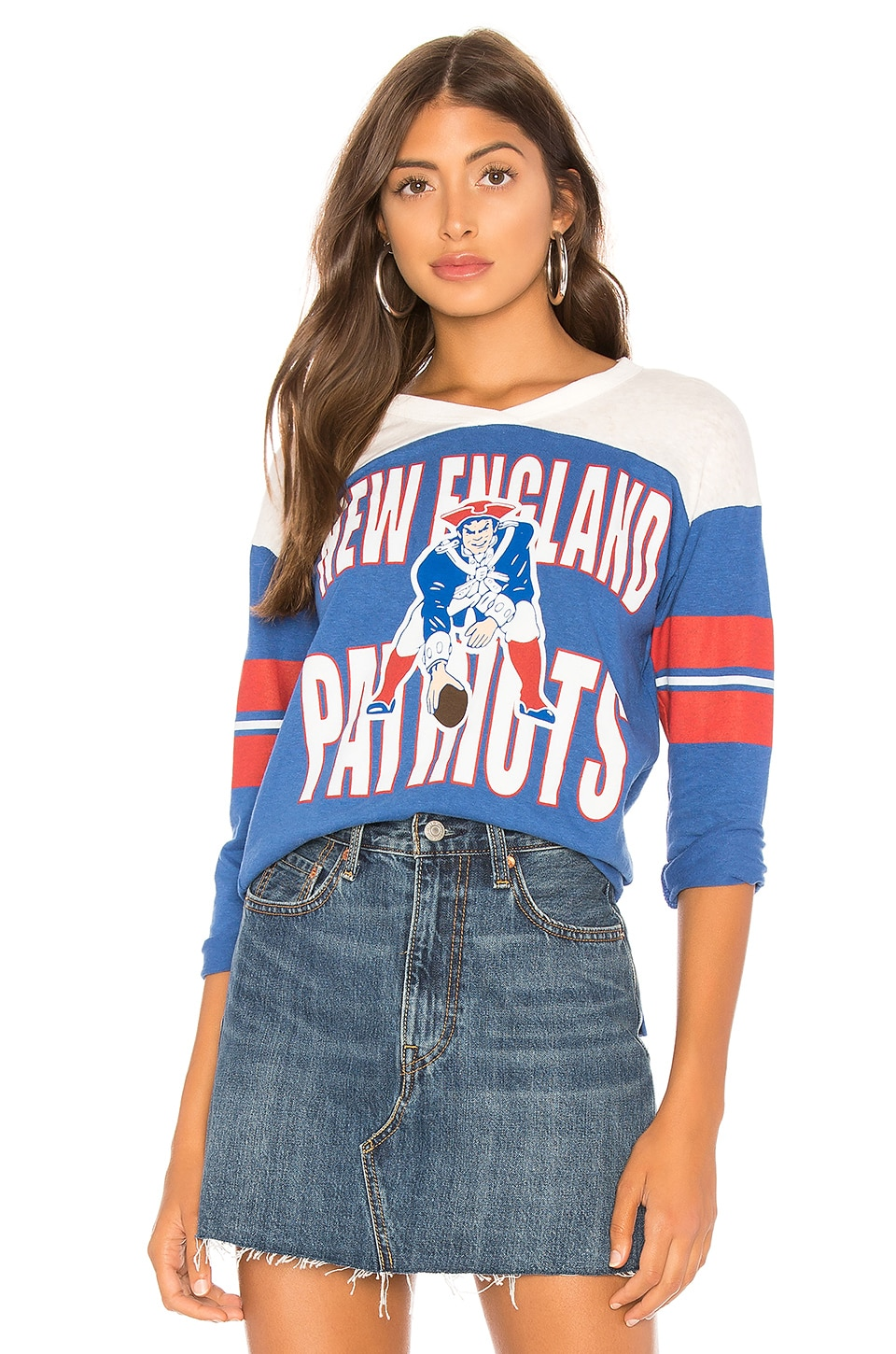 NFL Patriots Football Tee