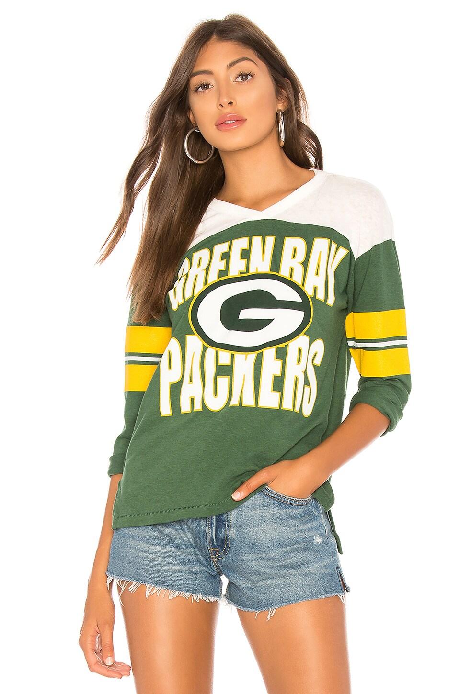 NFL PACKERS THROWBACK TEE