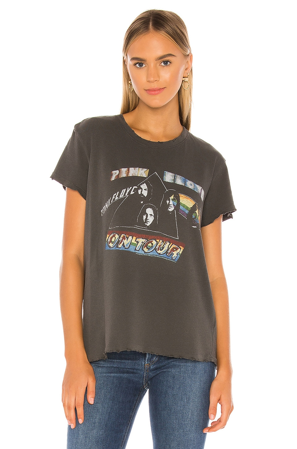 Pink Floyd On Tour Tee, view 2, click to view large image.