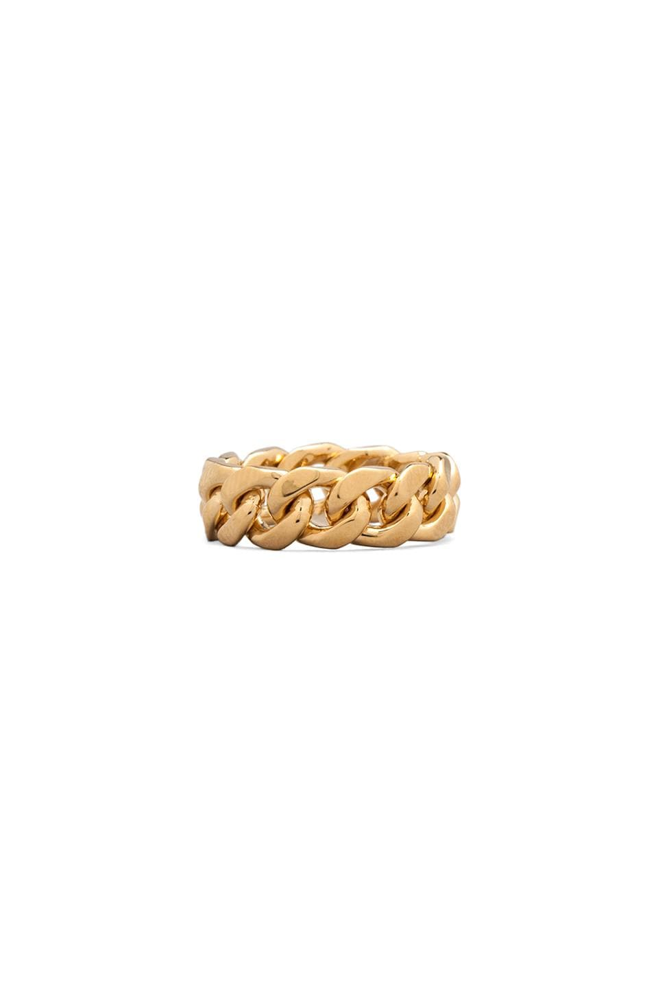 Jennifer Zeuner Charly Ring in Gold