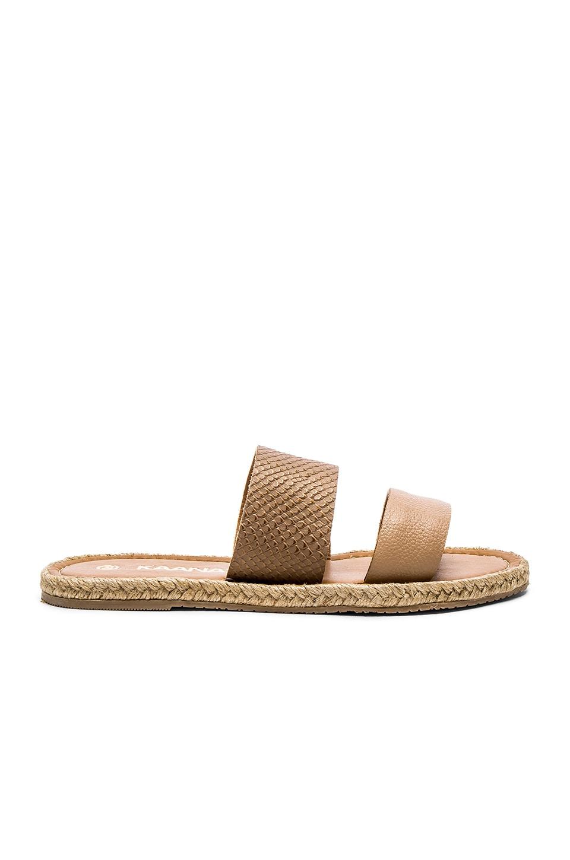 Haiti Two Strap Sandal