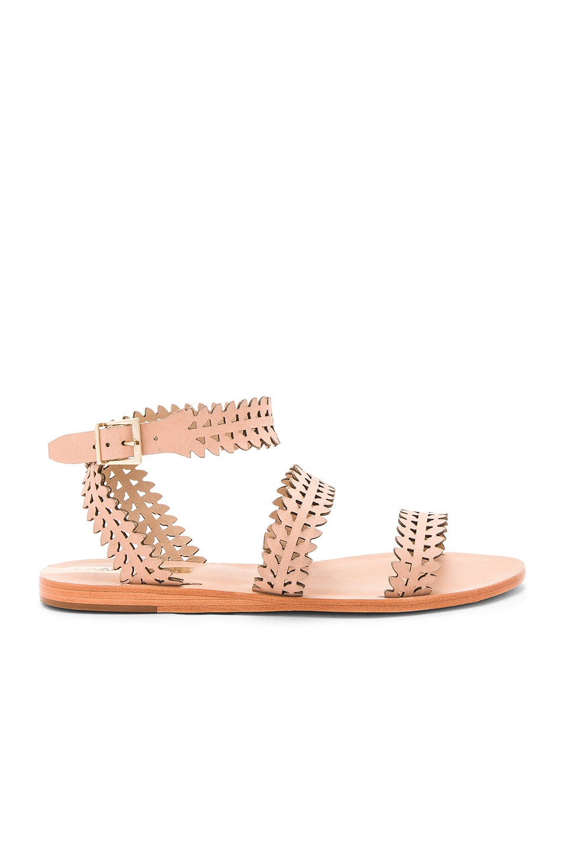 Florianopolos Laser Cut Sandal by Kaanas