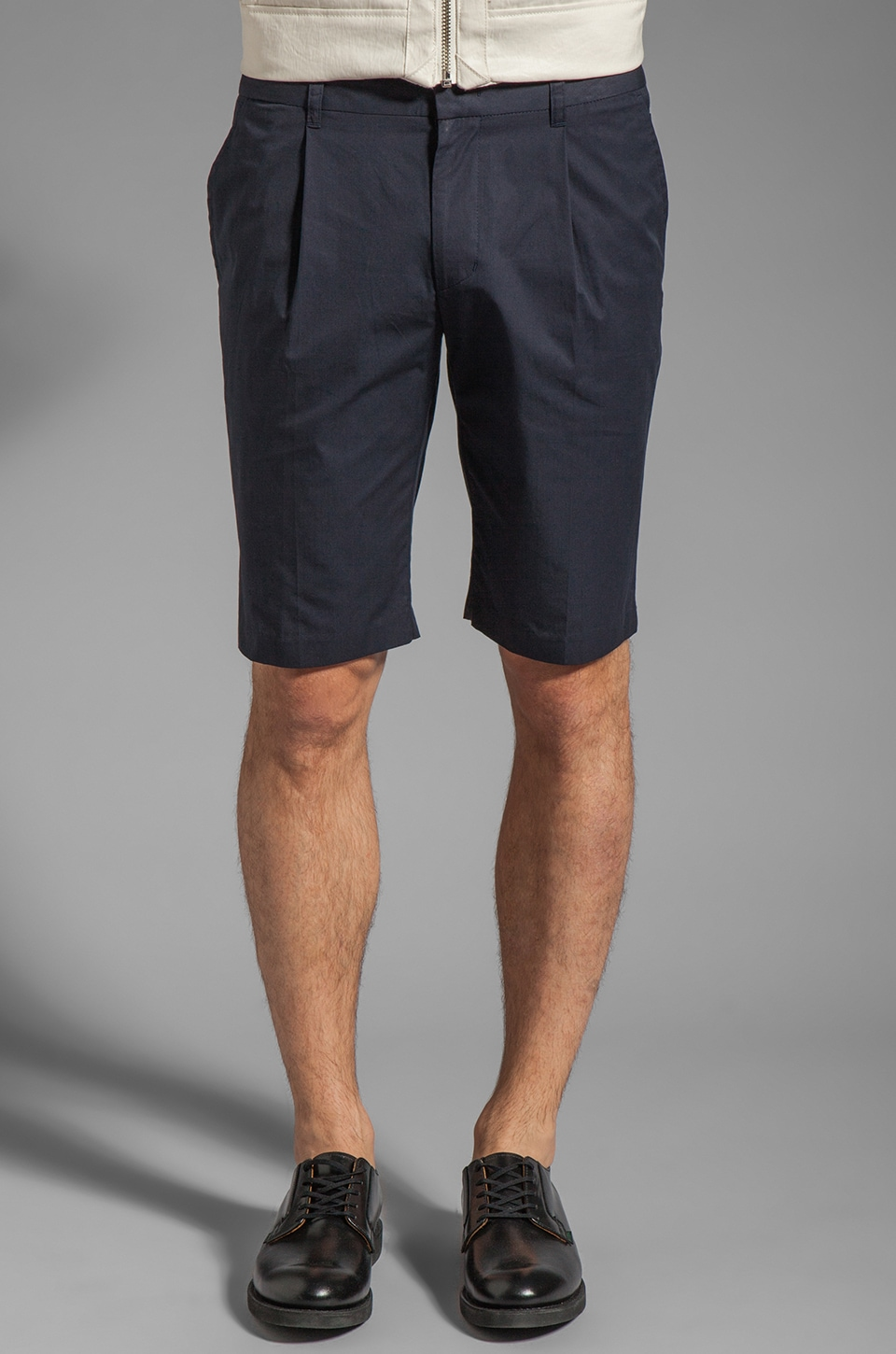 Kai-aakmann Shorts in Navy