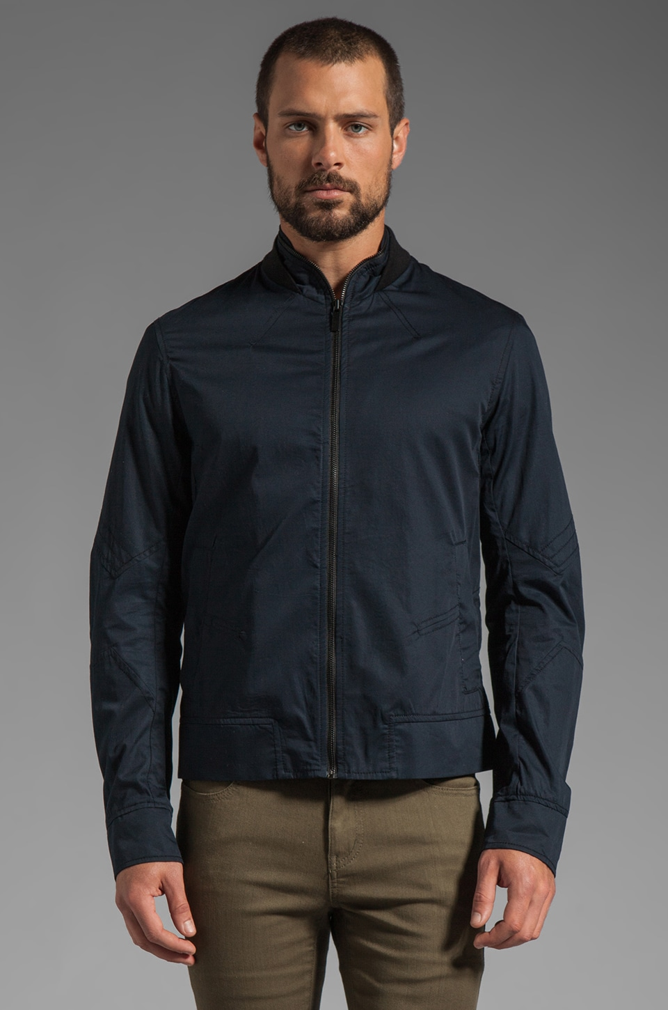 Kai-aakmann Jacket in Navy