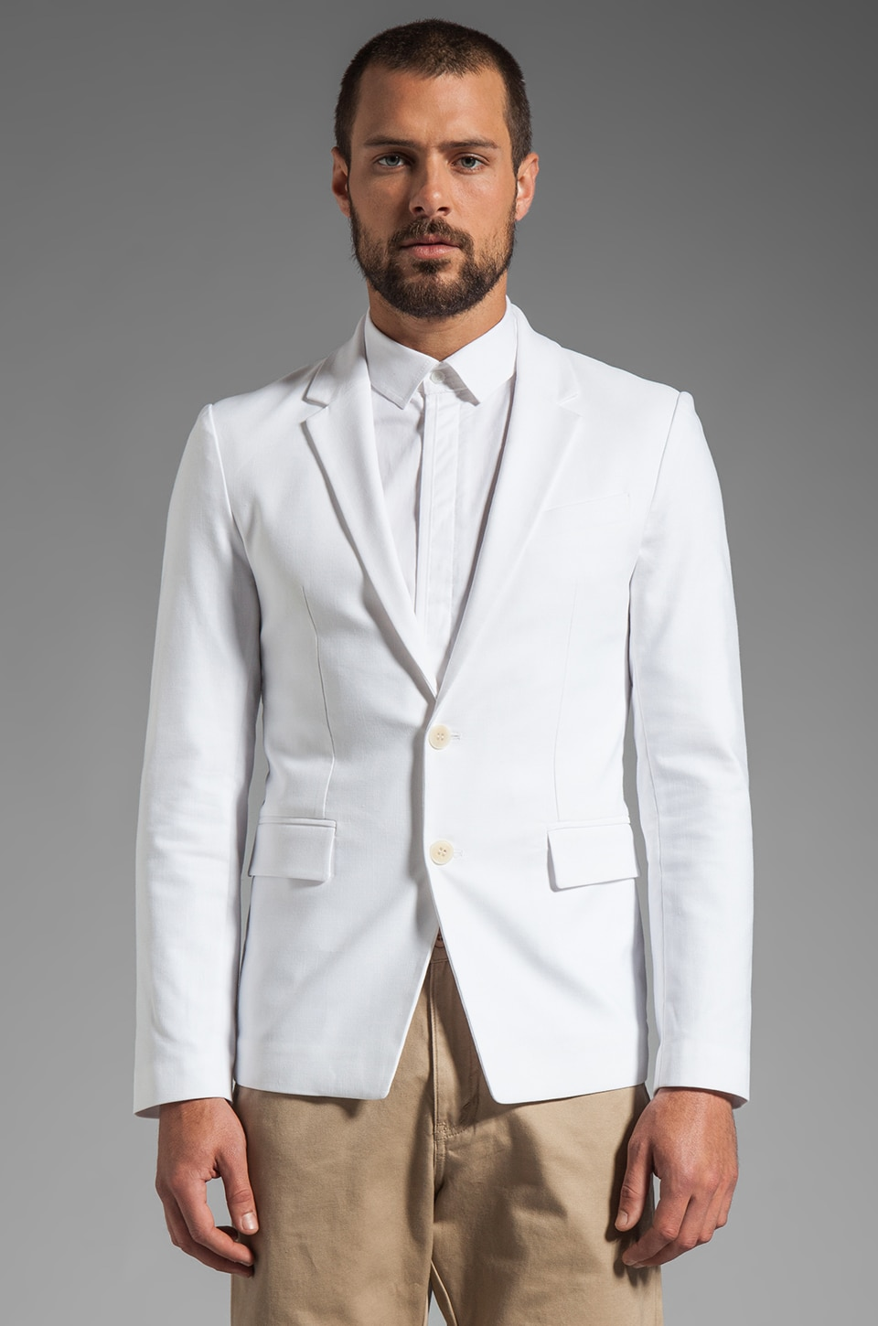 Kai-aakmann Blazer in White