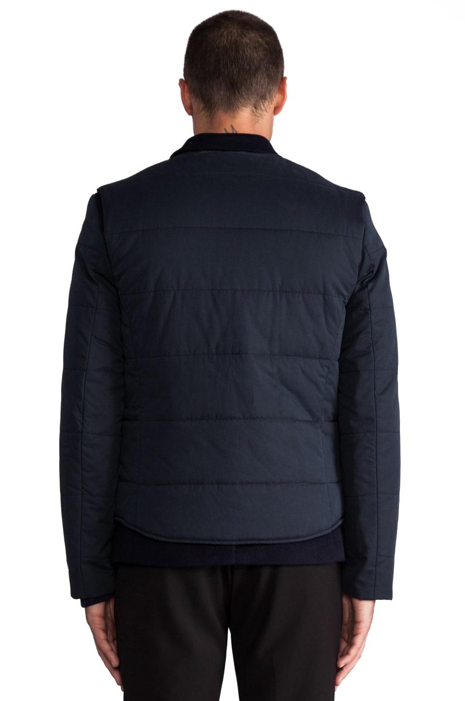 Kai-aakmann Jacket in Navy