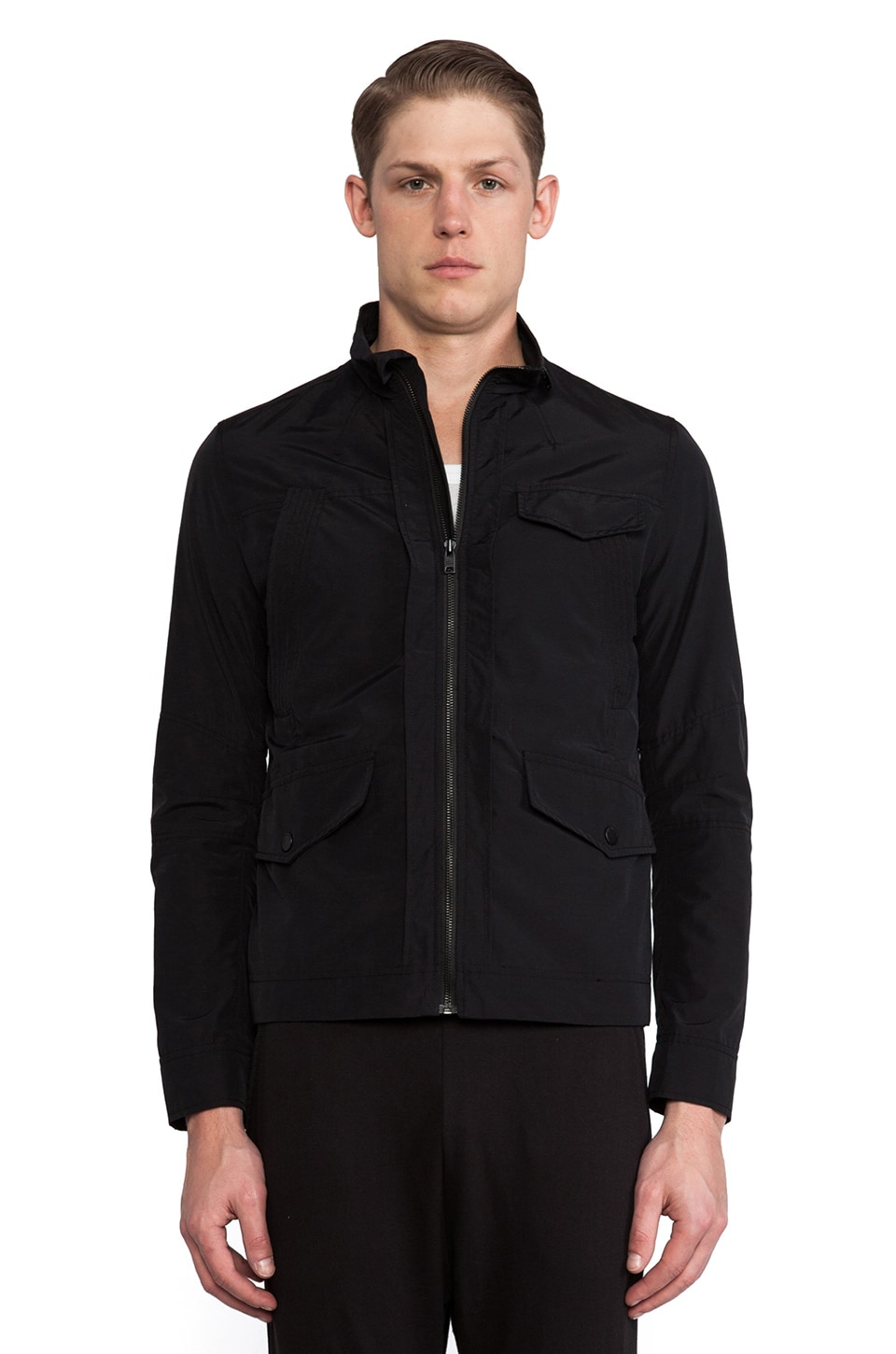 Kai-aakmann Jacket in Black