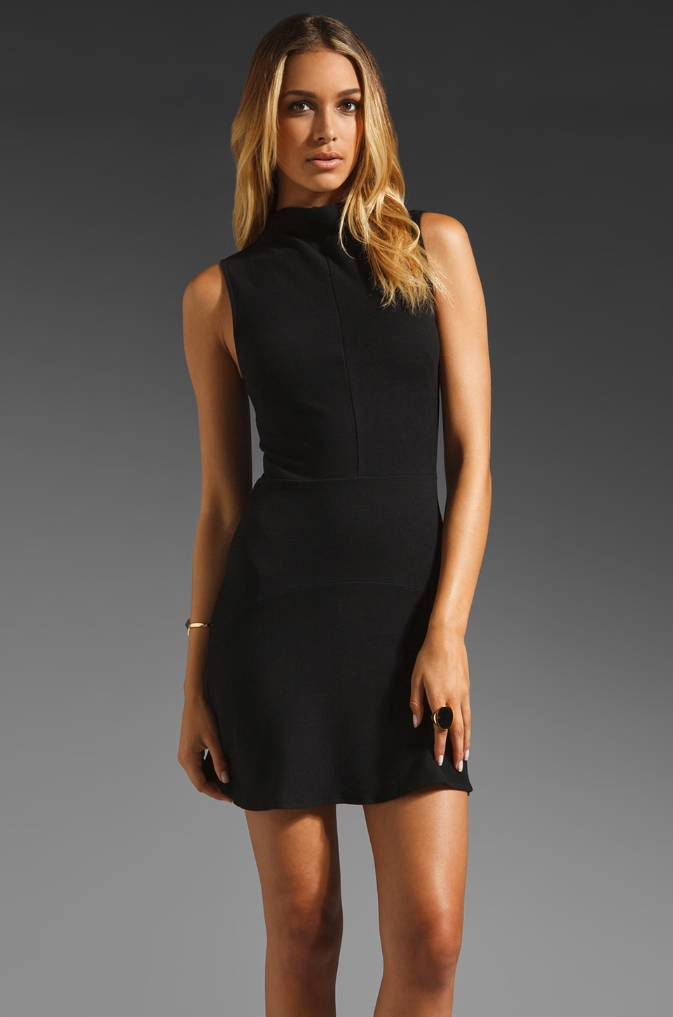Kain Shailene Dress in Black