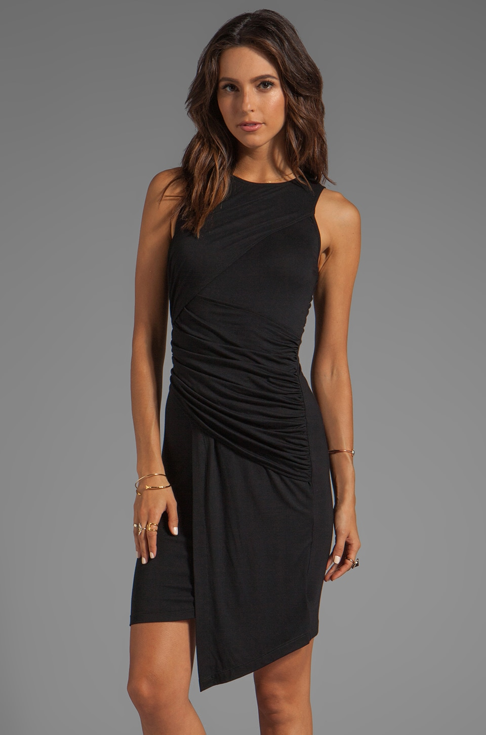 Kain Mariposa Dress in Black