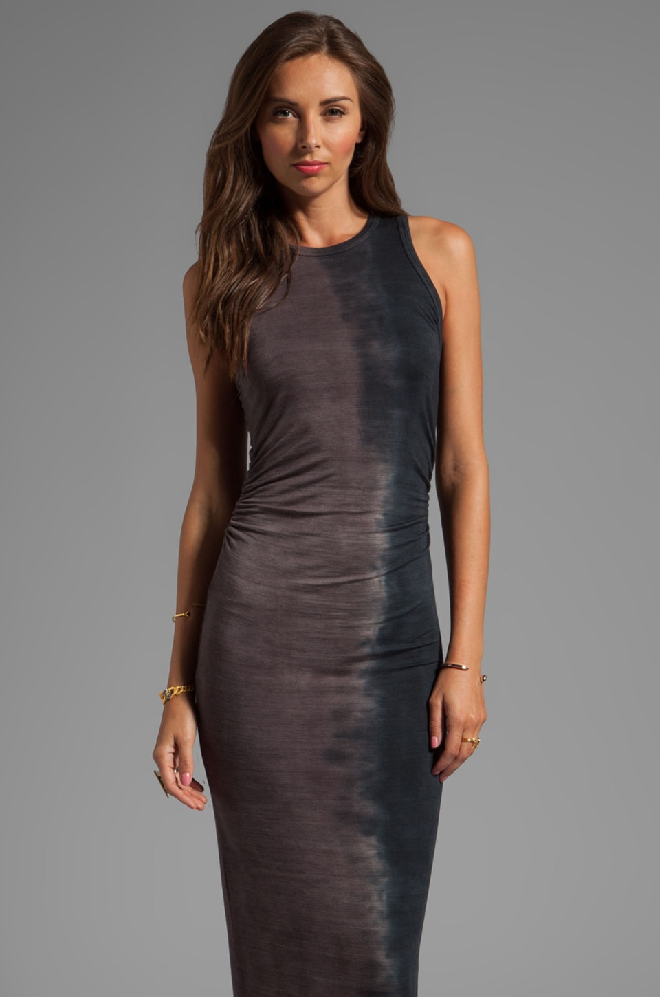 Kain Considine Dress in Dark Dip Dye