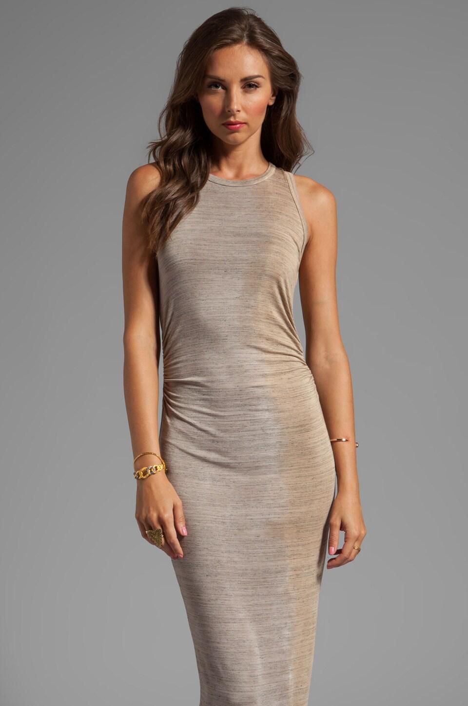 Kain Space Dye Considine Dress in Light Dip Dye