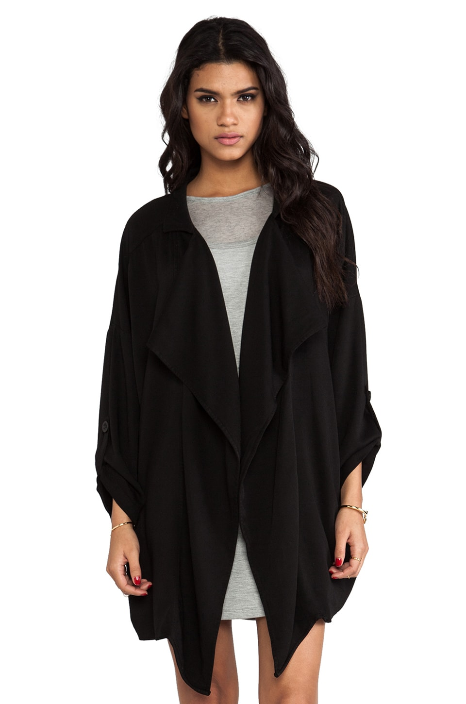 Kain Miya Jacket in Black