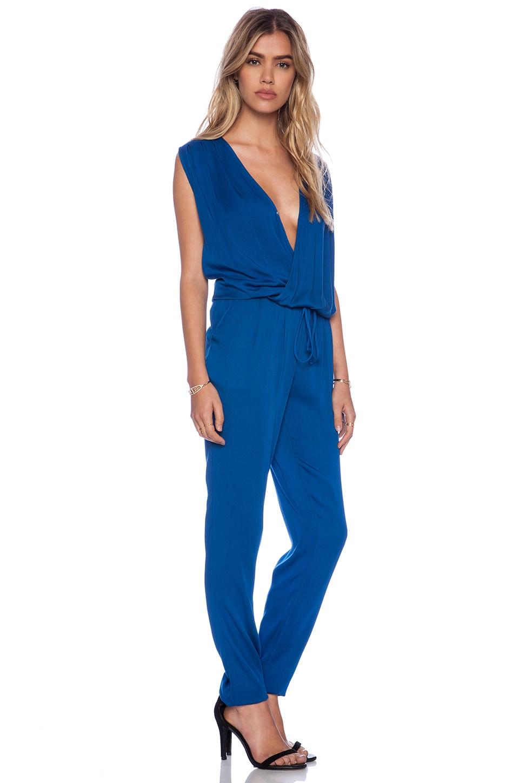 Kain Heidi Jumpsuit in Electric Blue | REVOLVE