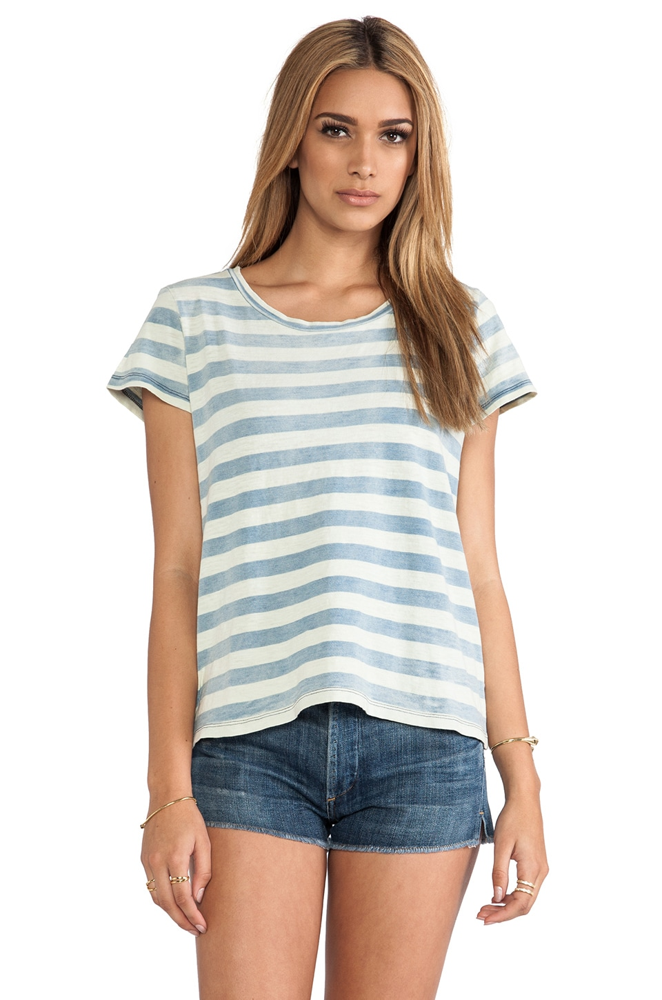 Kain Mila Tee in Thick Stripe
