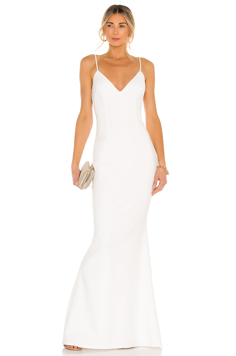 Katie May Bambina Gown in Ivory