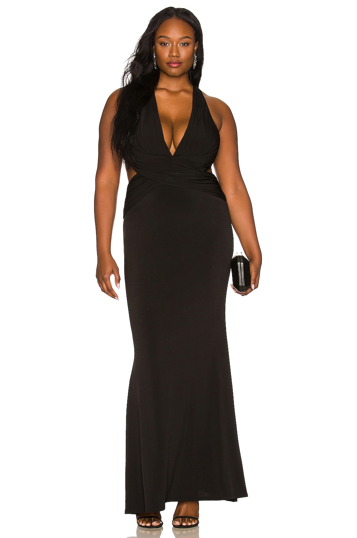 Katie May Secret Agent Dress in Black