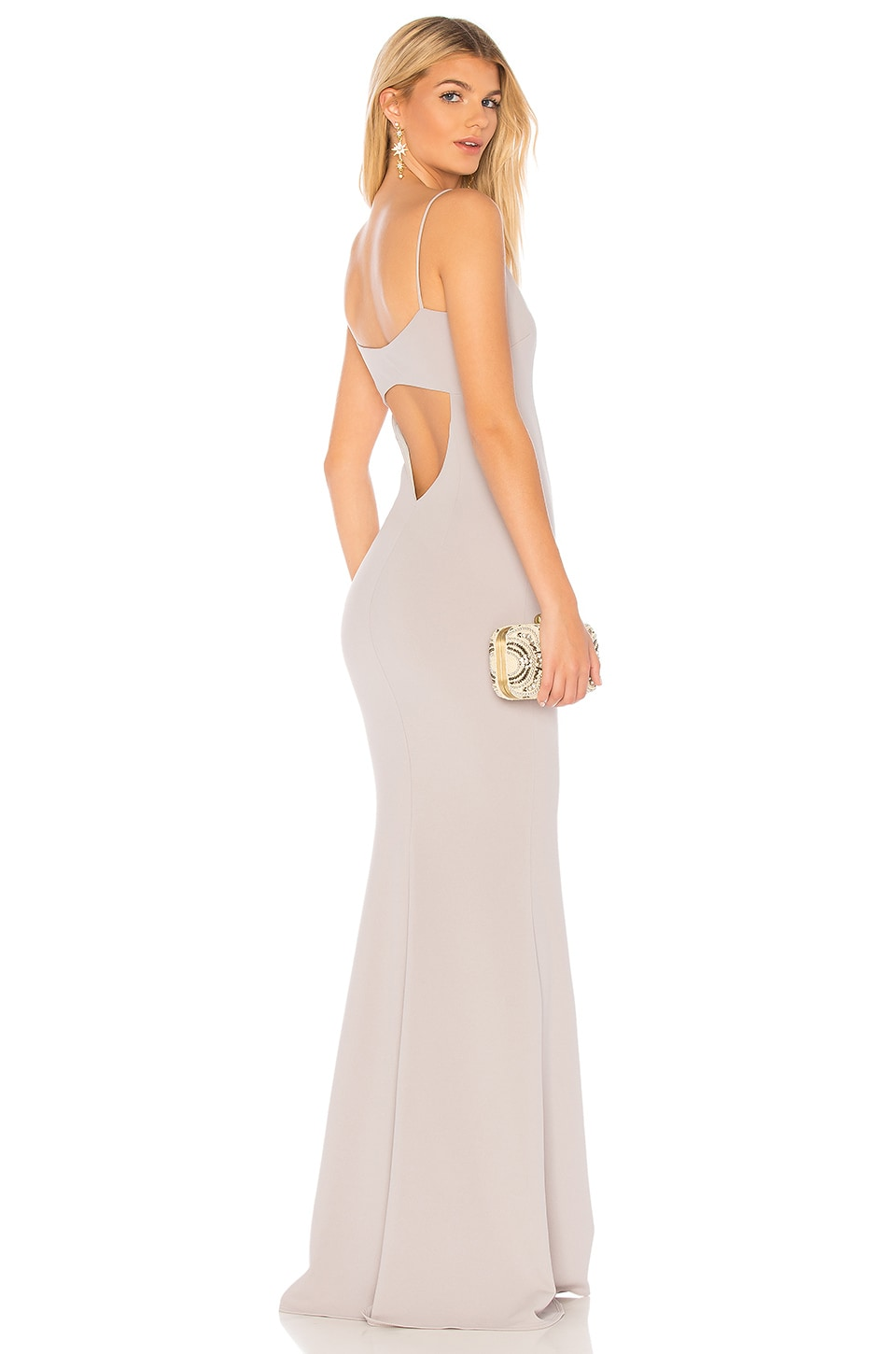 Katie May Bambi Gown in Dove