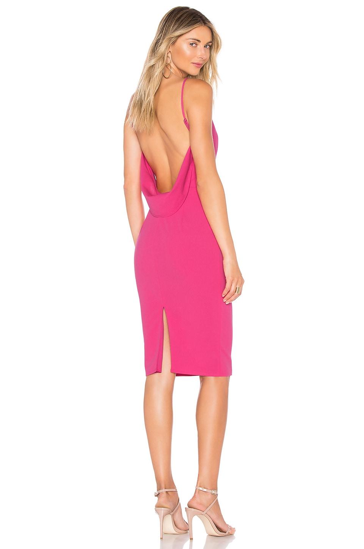 Katie May Pretty Bird Dress in Barbie Pink