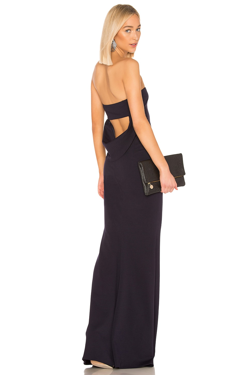 Katie May Mary Kate Gown in Navy