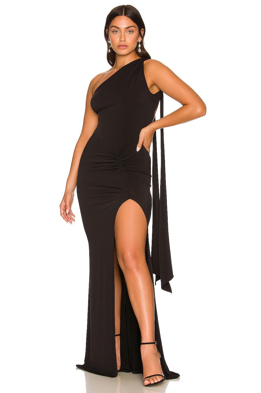 Katie May Attention Seeker Dress in Black