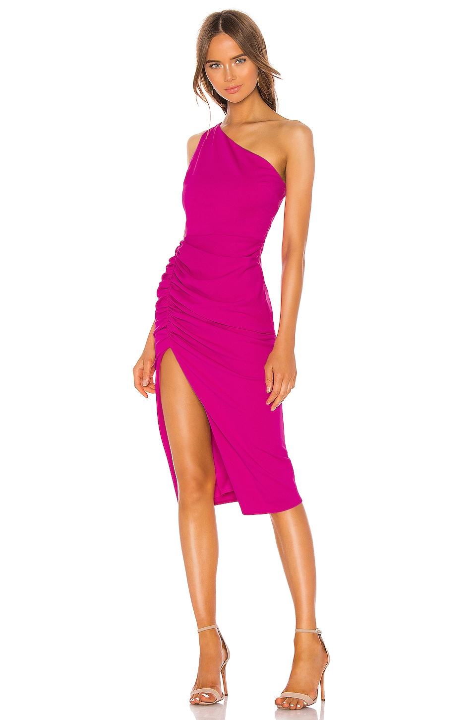 Katie May New Age Dress in Electric Pink