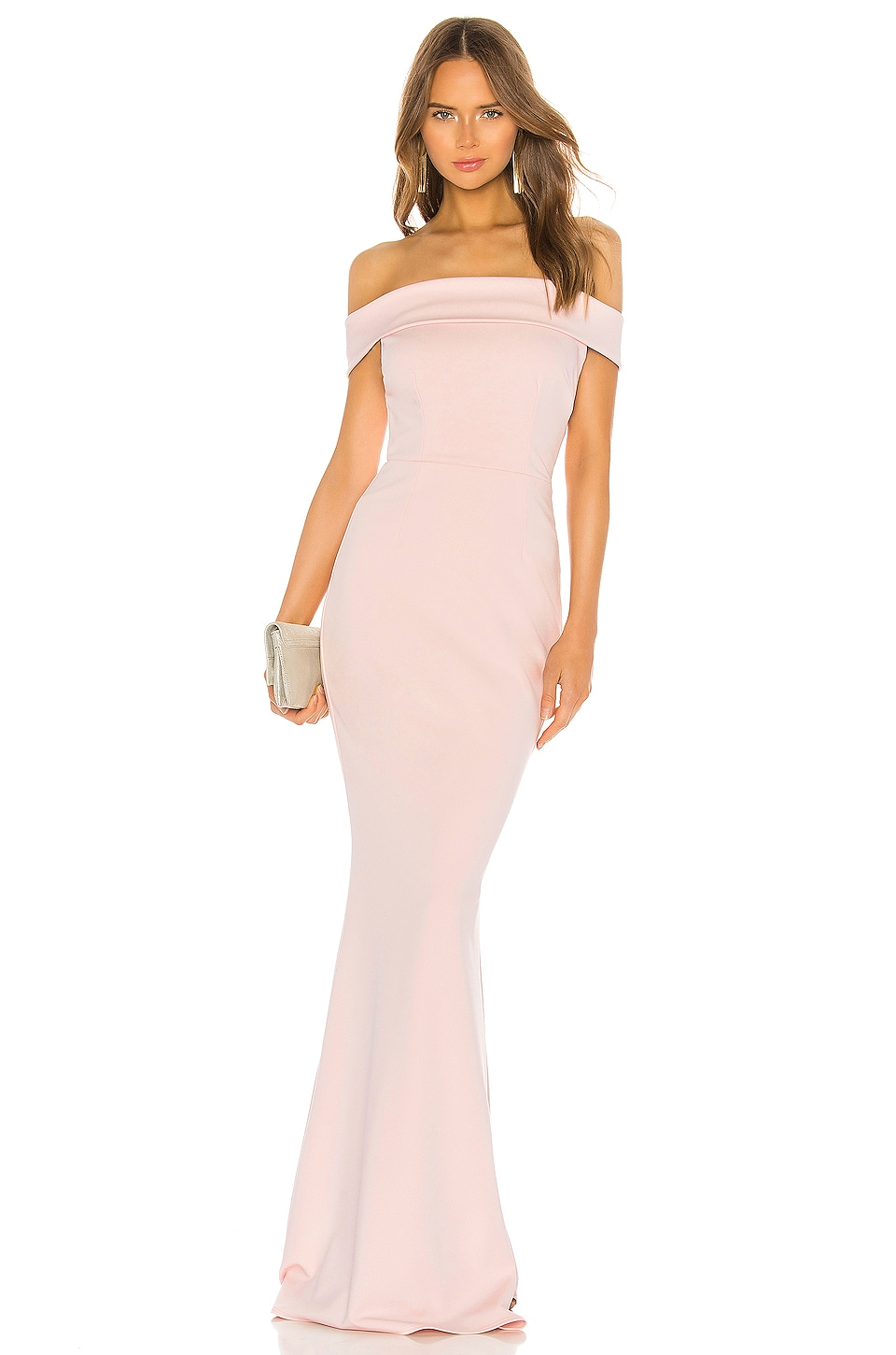 Katie May Legacy Gown in Blush
