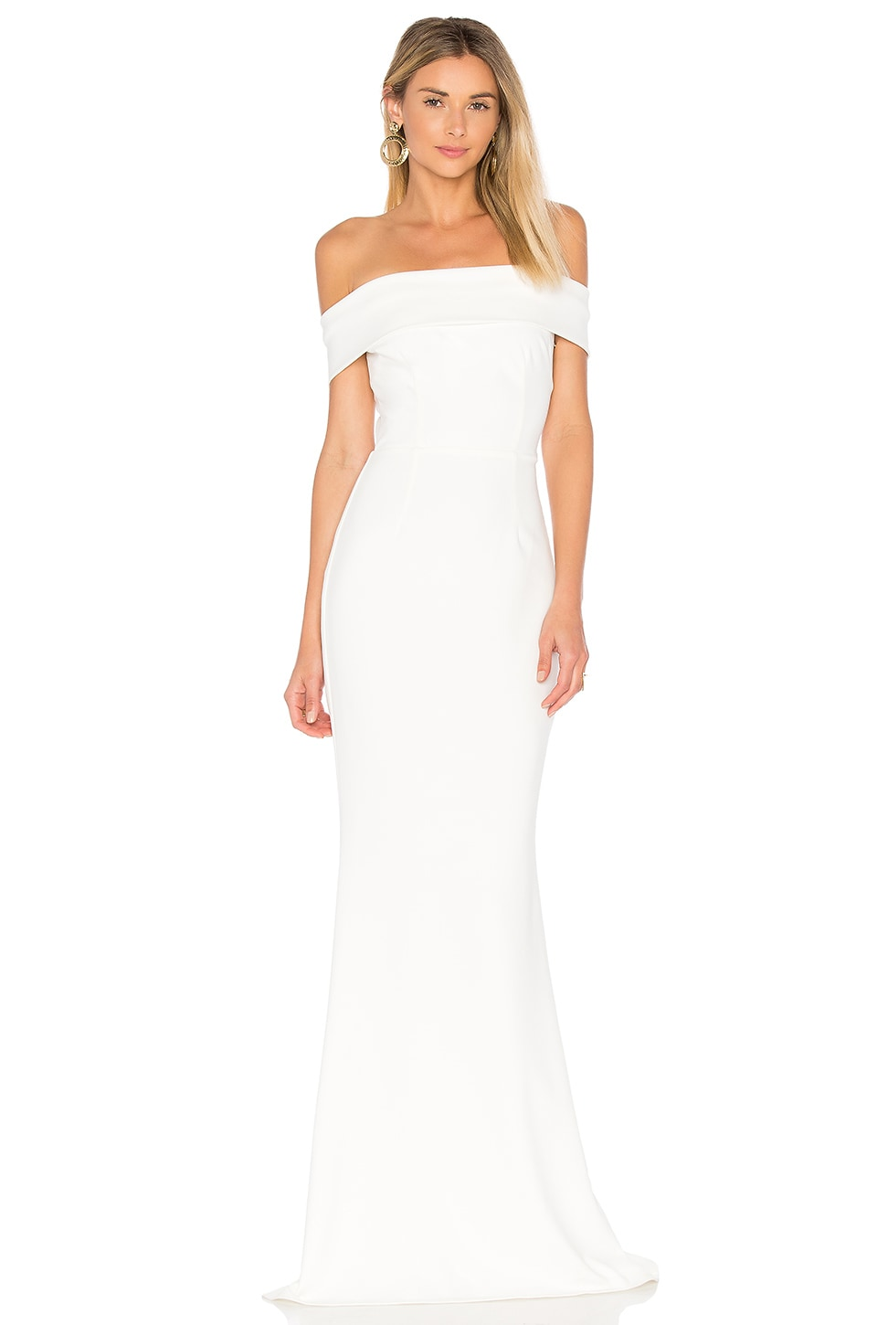 Katie May Legacy Gown in Ivory