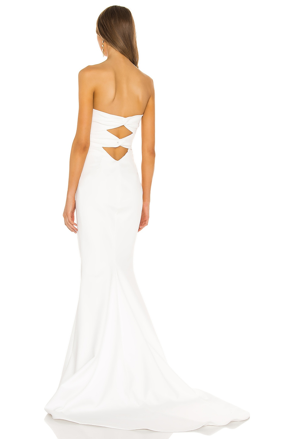 X NOEL AND JEAN Divinity Gown, view 3, click to view large image.