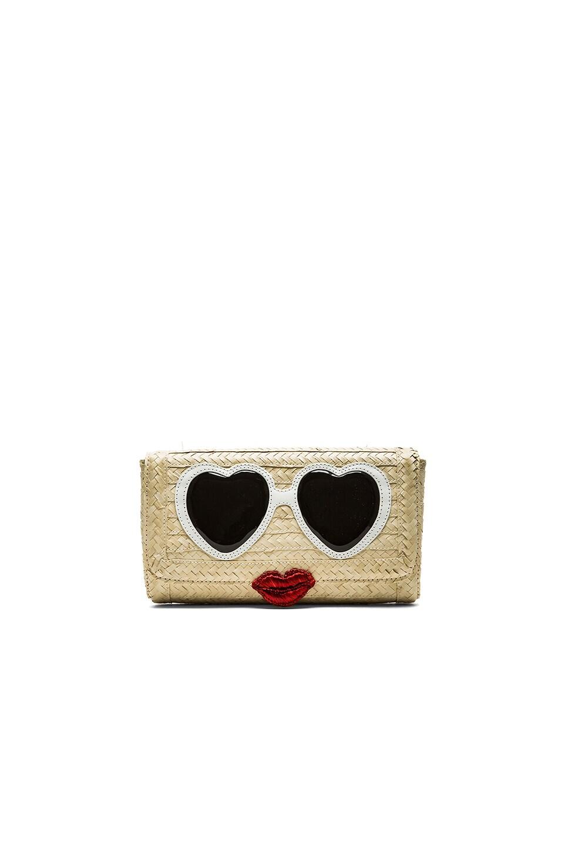 kate spade new york Sunglasses Clutch in Multi