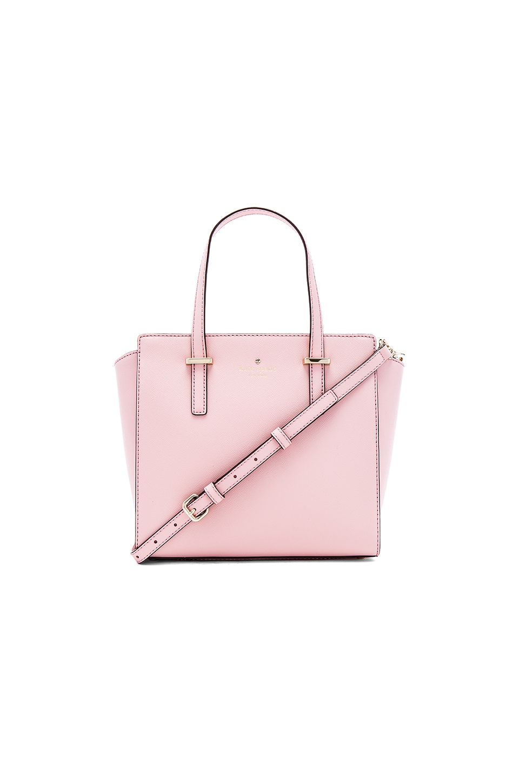 Kate Spade New York Small Hayden Satchel In Rose Jade Revolve Pink