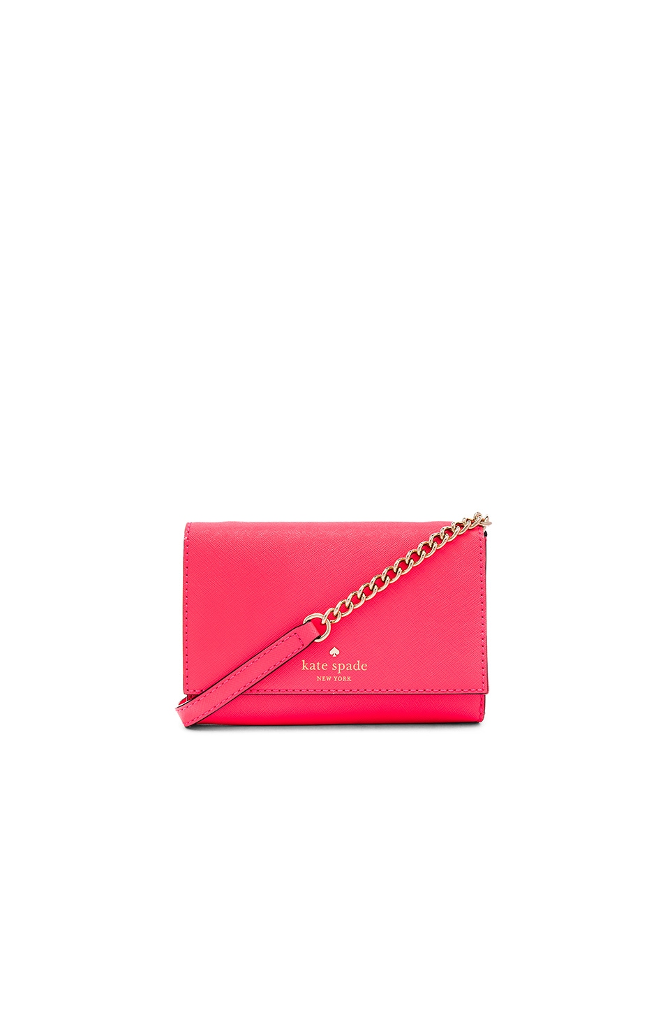 kate spade new york Cami Crossbody in Flo Geranium