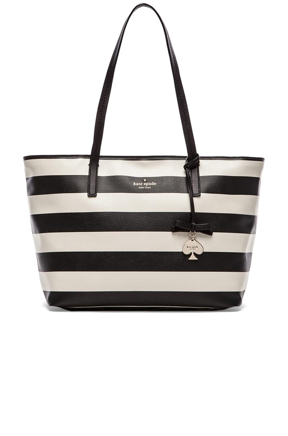 kate spade new york Ryan Tote in Deco Beige & Black