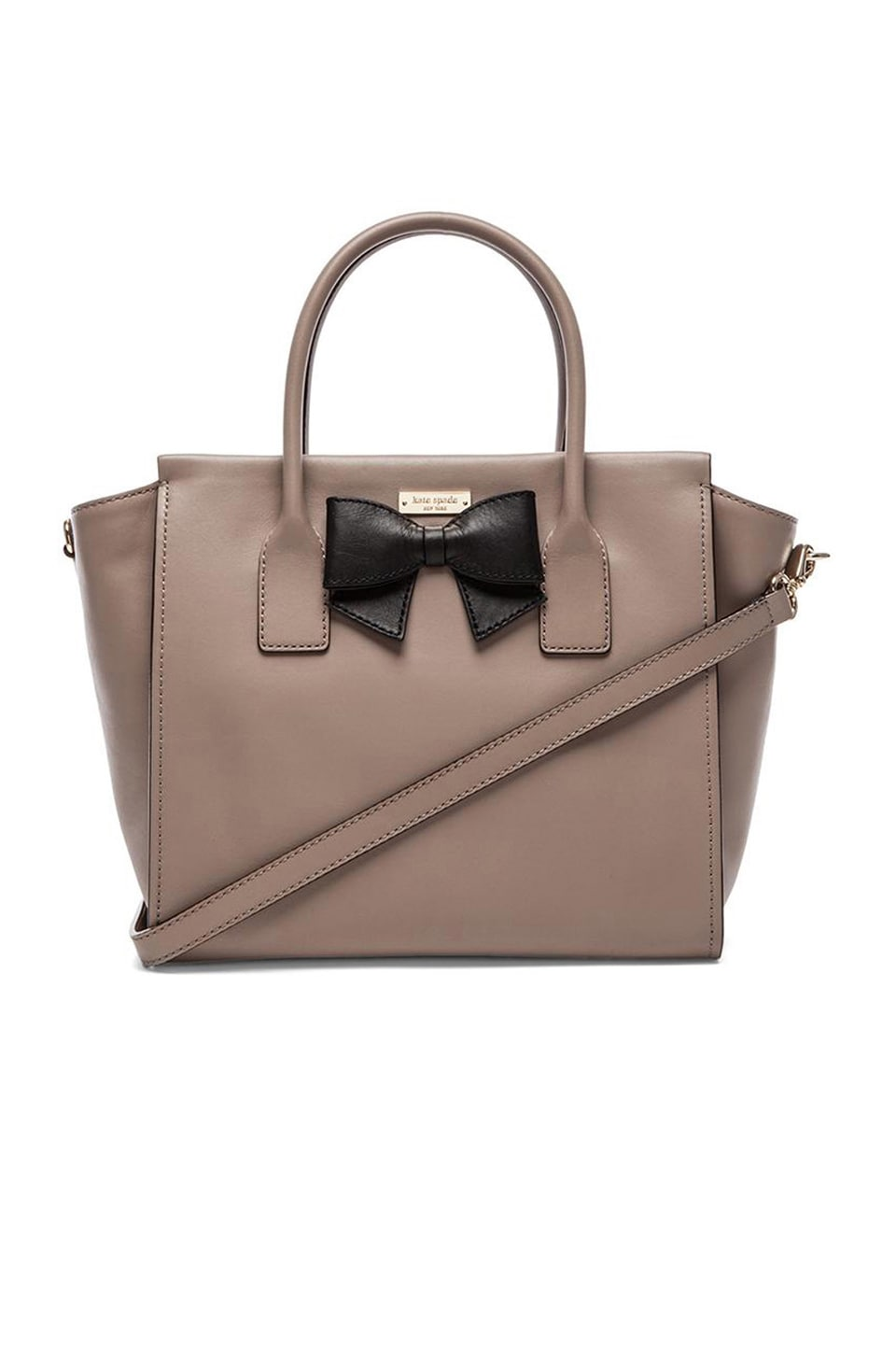 kate spade new york Charee Tote in Warm Putty & Black