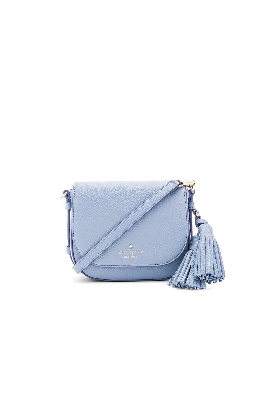 kate spade new york Small Penelope Crossbody Bag in Grey Skies
