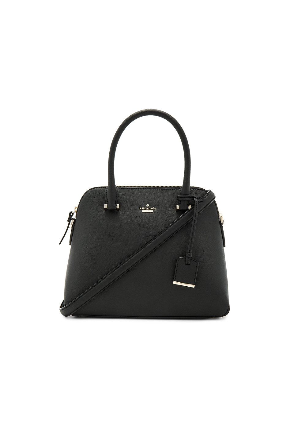 kate spade new york Maise Satchel in Black