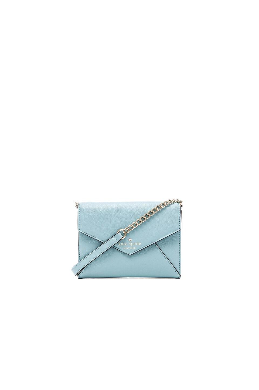 kate spade new york Monday Crossbody Bag in Celeste Blue