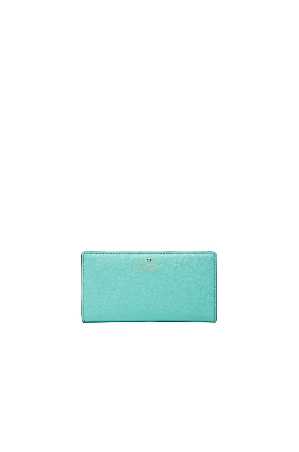 kate spade new york Stacy Continental Wallet in Fresh Air