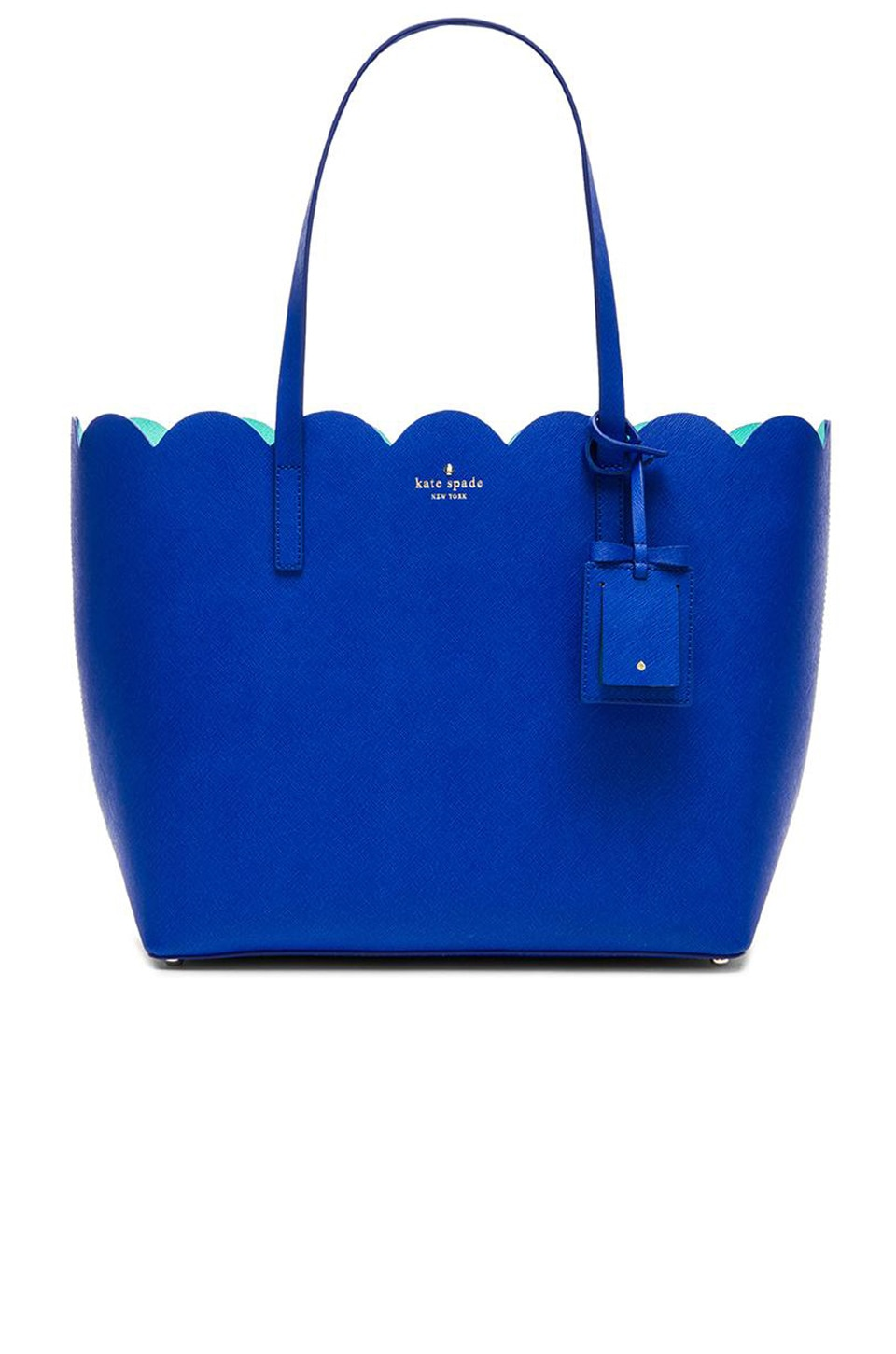 kate spade new york Carrigan Tote in Island Deep & Fresh Air
