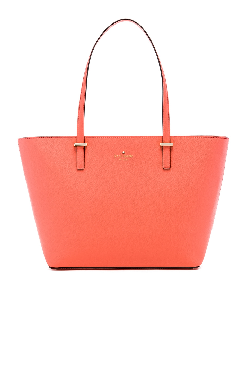 kate spade new york Small Harmony Tote in Guava