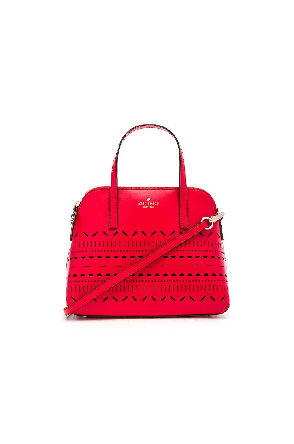 kate spade new york Maise Bag in Cherry Liqueur