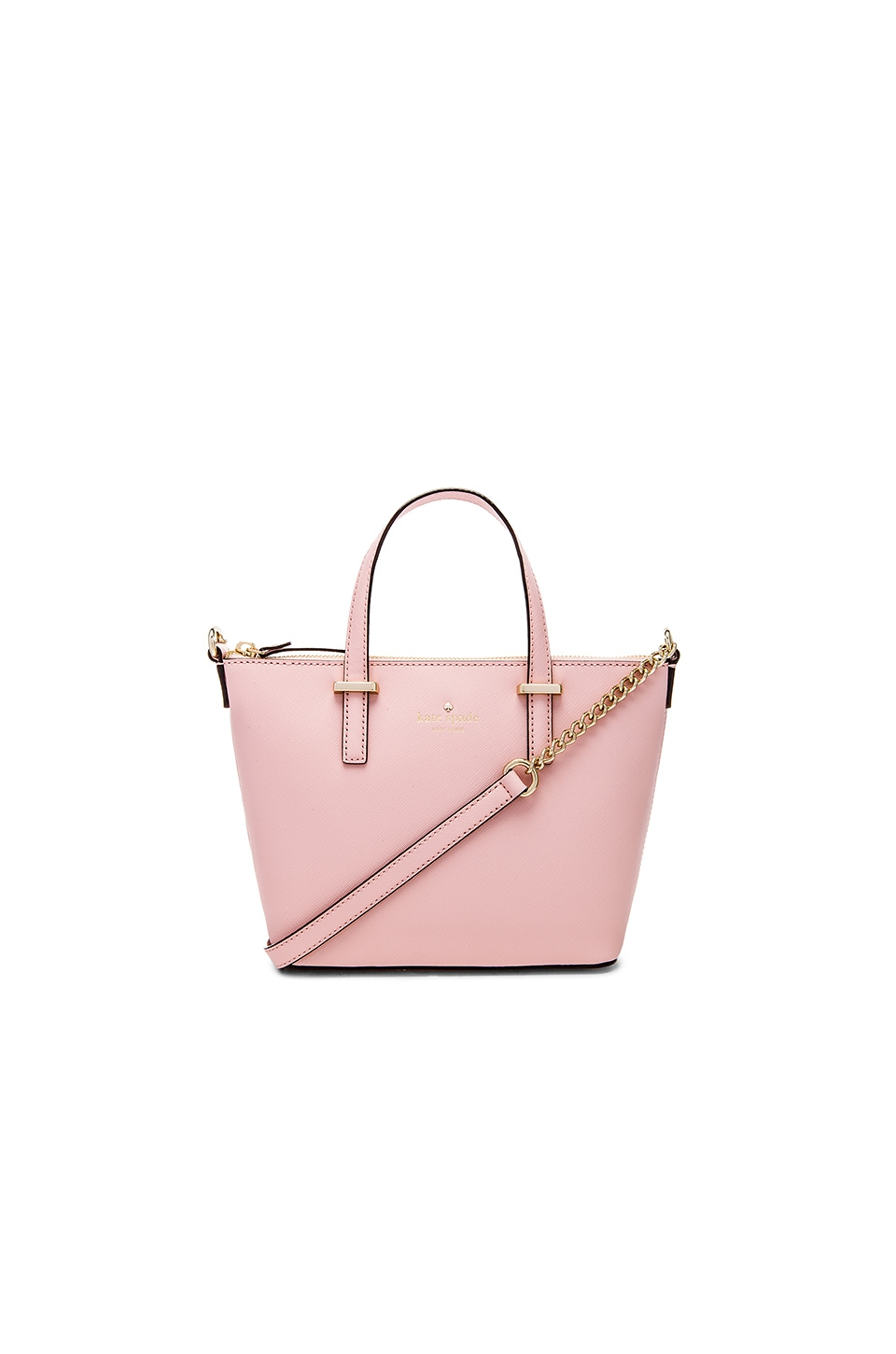 kate spade new york Harmony Crossbody in Rose Jade