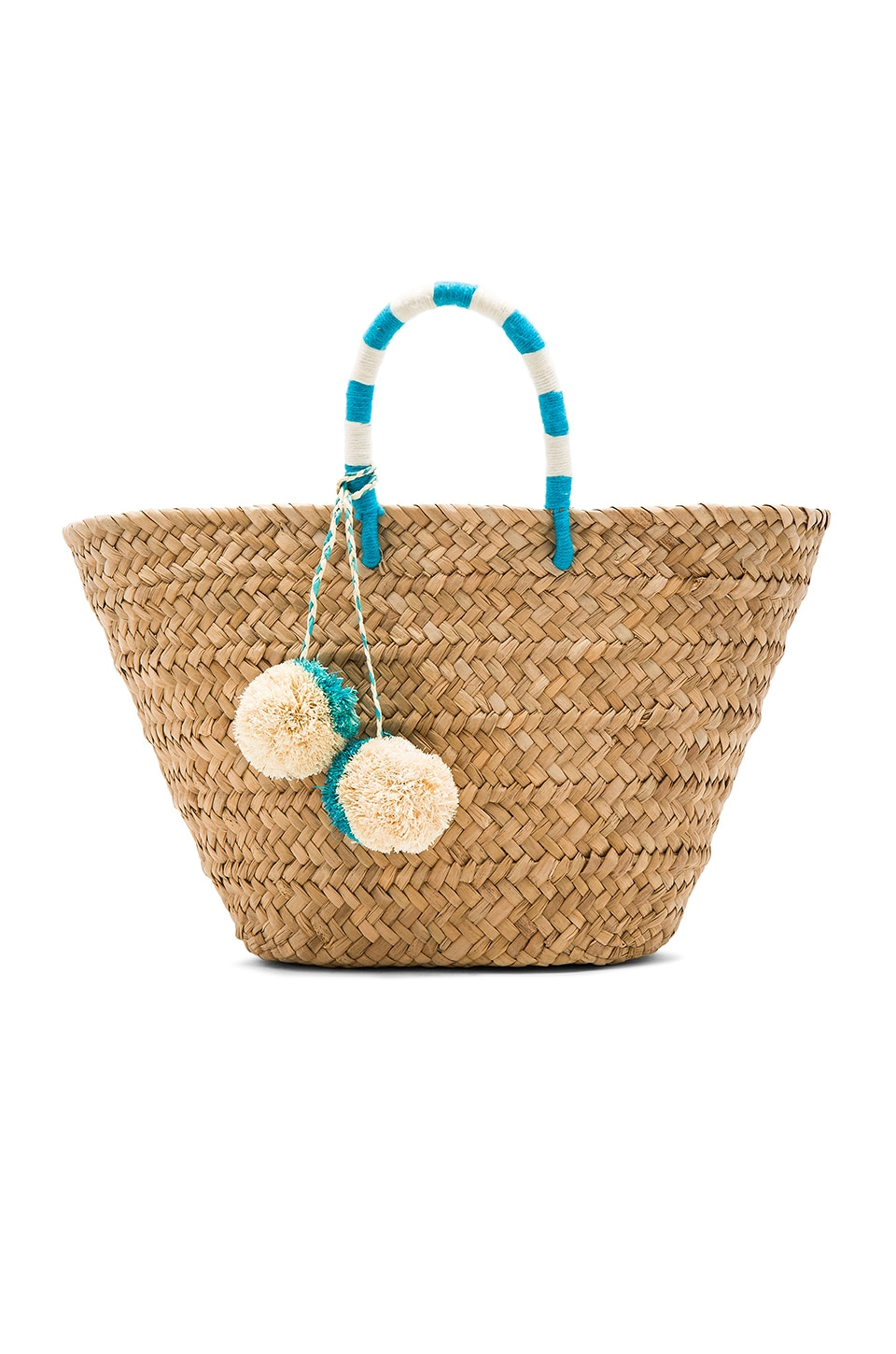 KAYU St Tropez Tote Bag in Turquoise