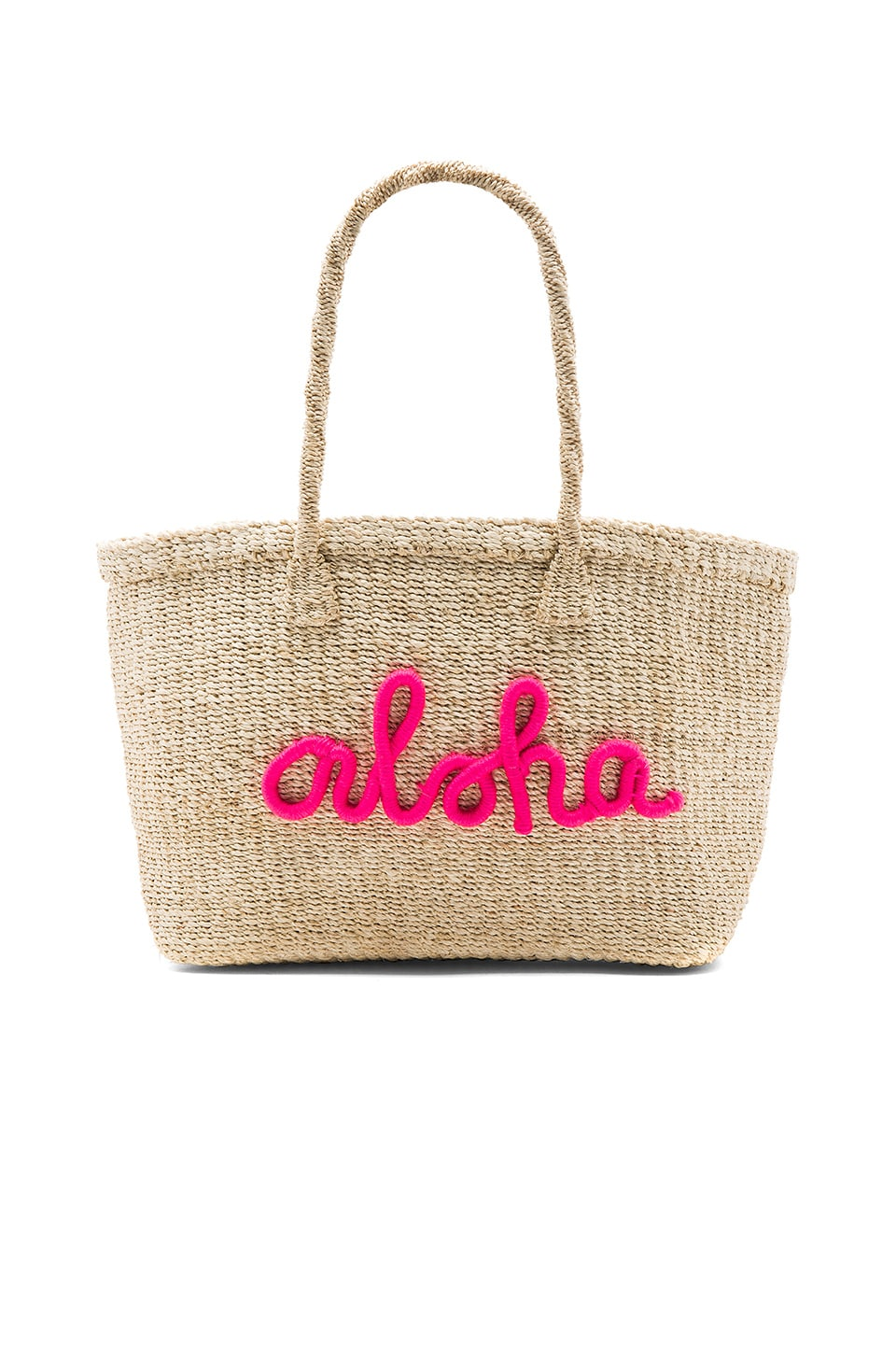 KAYU x REVOLVE Aloha Tote Bag in Hot Pink