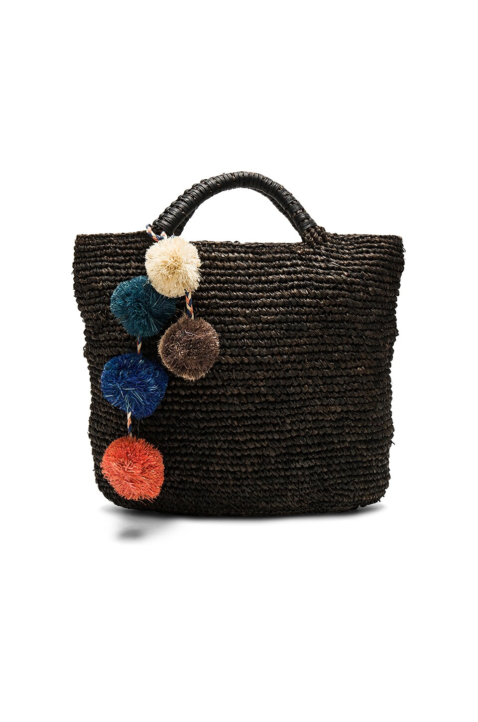 KAYU Belle Tote in Black