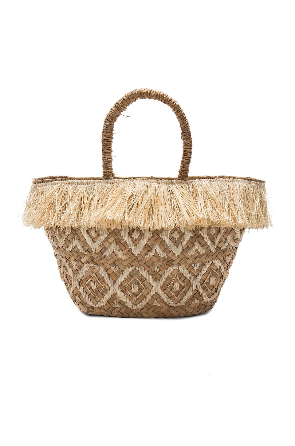 KAYU Lilian Tote in Natural