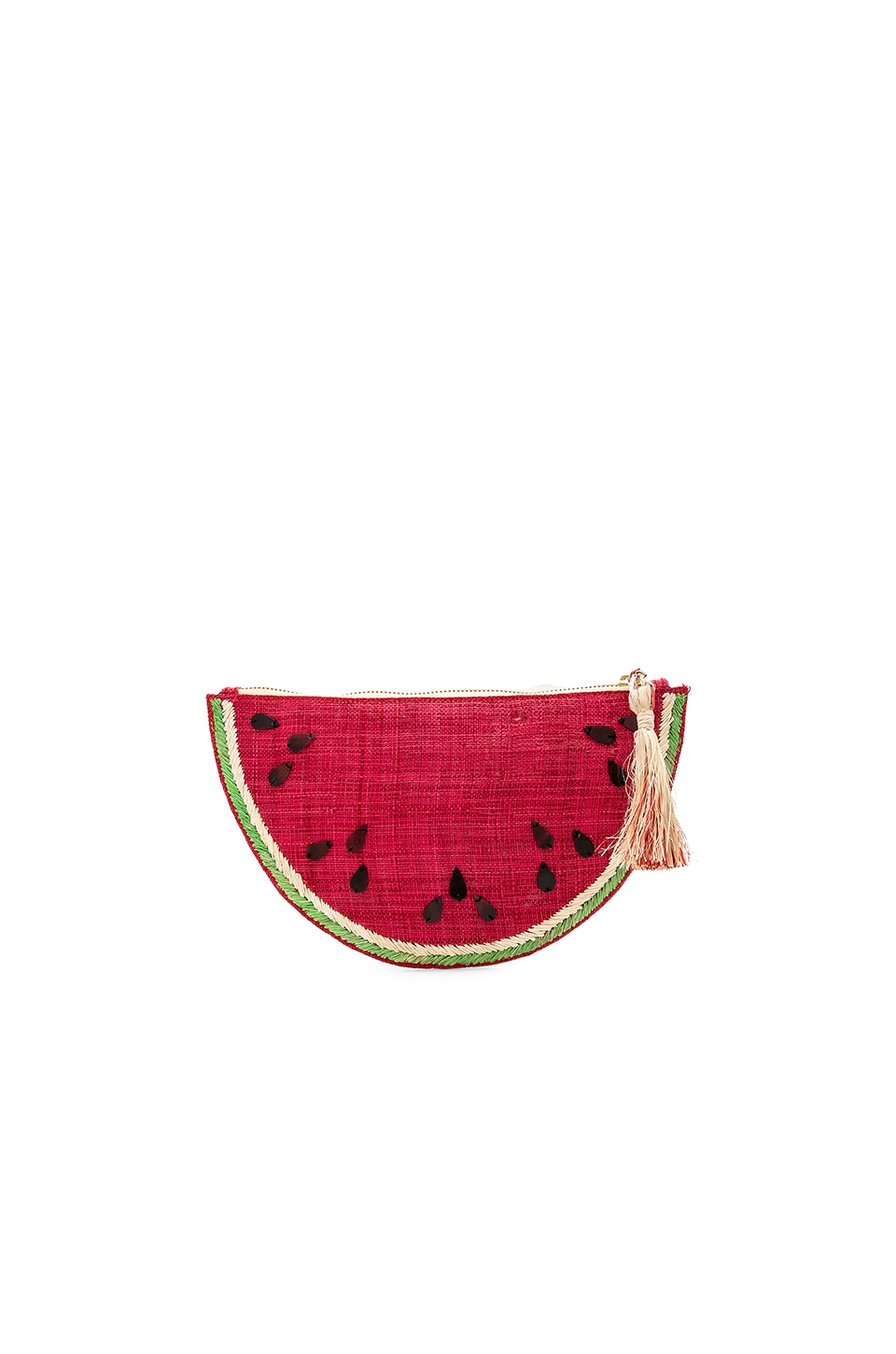 KAYU Frutta Clutch in Red