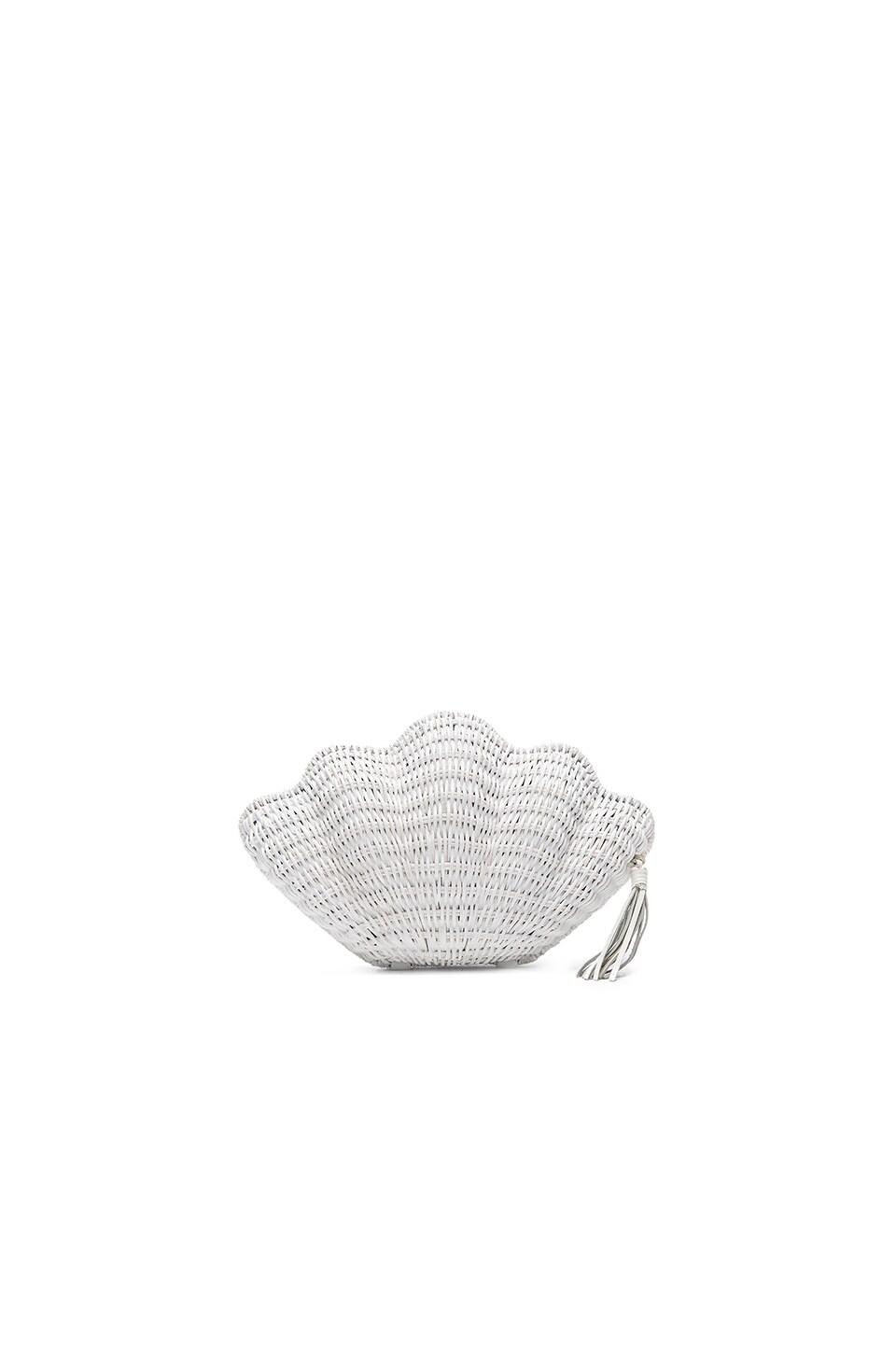 KAYU Jane Clutch in White